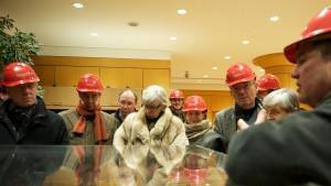 Erläuterung des Modells des Kraftwerkes