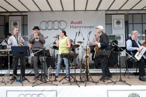 Steff Lummer und die Thomas Beste Jazzband