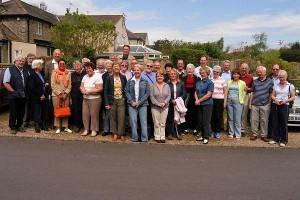 Jumelage in Blackmore Vale 2005