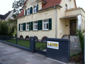 Das Auffanghaus in Kirchrode