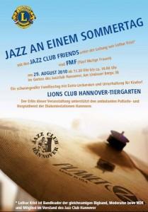 Jazz an einem Sommertag 2010