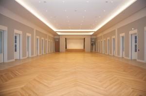 Saal im neuen Schloss Herrenhausen