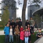 Lions Club und Ricklinger Sprachlernklasse besuchen die Autostadt