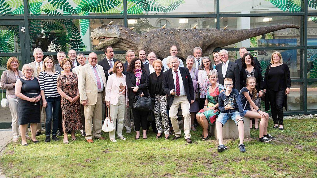 Gruppenfoto LC Hannover-Tiergarten