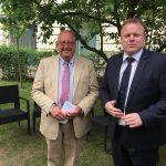 Achim Kraushaar und Olaf Bödecker