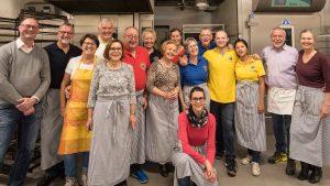 Lionsfreunde aus 2 Clubs verbinden Spaß und soziales Engagement