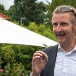 Grußworte des Präsidenten Hans-Peter Möller