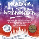 Einladung zu polnischen Weihnacht am 09.12.17