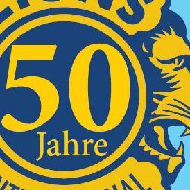 Einladung 50 Jahre Lions Club Hannover-Tiergarten